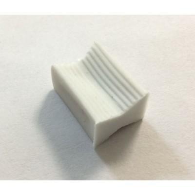 Шпонка Хоффмана W3, 13х9.5 мм. (Ласточкин хвост) (Белая)