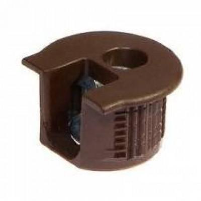 Купить Эксцентрик быстрого монтажа S-16 (Коричневый) за 16.00 р. в интернет-магазине МФ-СНАБ