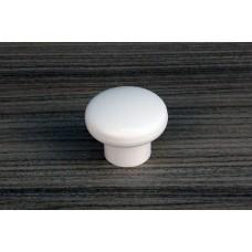 Ручка кнопка К1 (Белая)