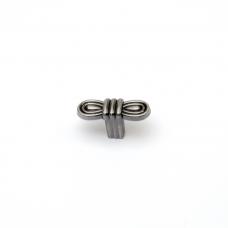 Ручка-кнопка Paolo Mozerro FK0937 Knob DAN (Античный матовый никель)