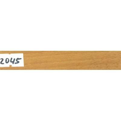 2045 Кромка меламиновая с клеем, 19 мм. - Орех Гварнери (R3042)