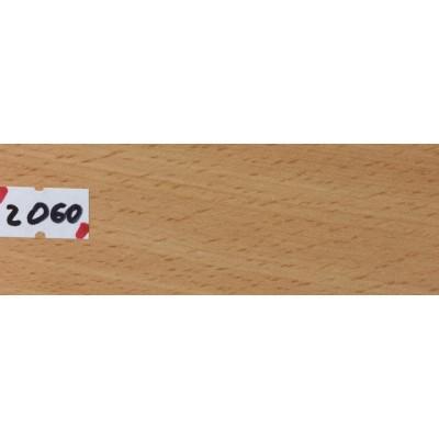 Кромка меламиновая с клеем, 40 мм. - Бук Розовый (R5151)