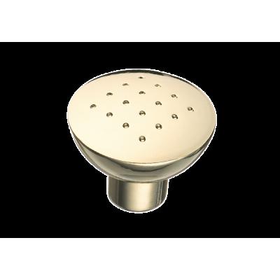Ручка кнопка К-1070-ОТ (Золото)