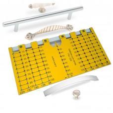 Мебельный шаблон ARVANT РШ-224 для разметки ручек