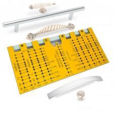 Мебельный шаблон ARVANT РШ-224 Профи для разметки ручек