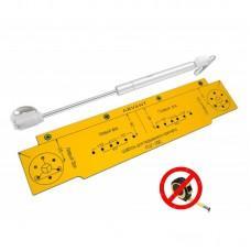 Мебельный шаблон ARVANT РШГ-260 для разметки без рулетки подъемного механизма газлифт