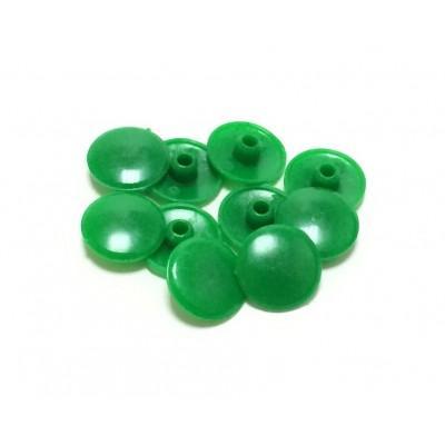 Заглушка для евровинта №17 (Зелёная)