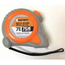 2789 Рулетка CRAFTMATE Self-Stop 7.5х25 мм.