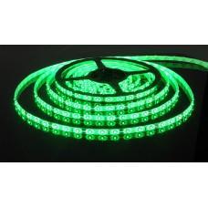 Светодиодная лента, smd3528, 4.8 Вт/м., 60 led/м., IP23 (Зелёная)  (5 м.)
