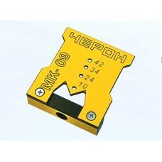 Мебельный кондуктор ЧЕРОН МК-09 для Эксцентриковой стяжки