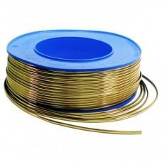 Декор (молдинг) гибкий SAL/M03 8 мм, Золото