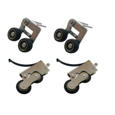 Комплект роликов, 2 верхних+2 нижних PREMIUM