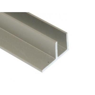 Планка угловая для панели, 6 мм., F-обр. 1050/600МТ