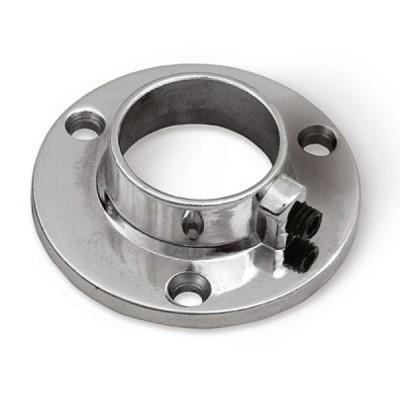 Купить Фланец для трубы, d25 (Хром) (500) R-11 (JOK 15A) за 8.00 р. в интернет-магазине МФ-СНАБ