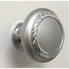 Ручка кнопка К1-50.50.22 (Матовая)