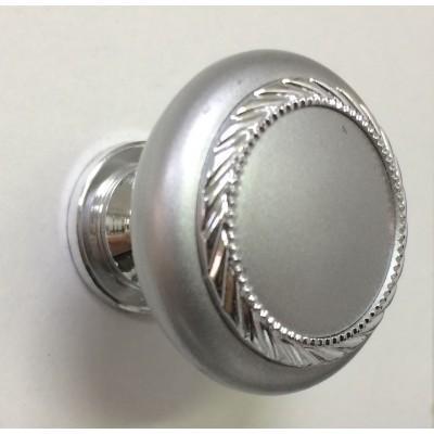 1805 Ручка-кнопка К1-50.50.22 (Матовая)