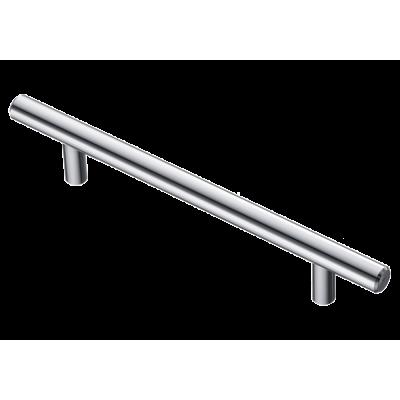 Купить Ручка рейлинг RE1004-128/188/d12 (Хром) за 59.00 р. в интернет-магазине МФ-СНАБ